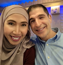 Single muslim dating online