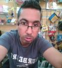 Djamel is from Algeria